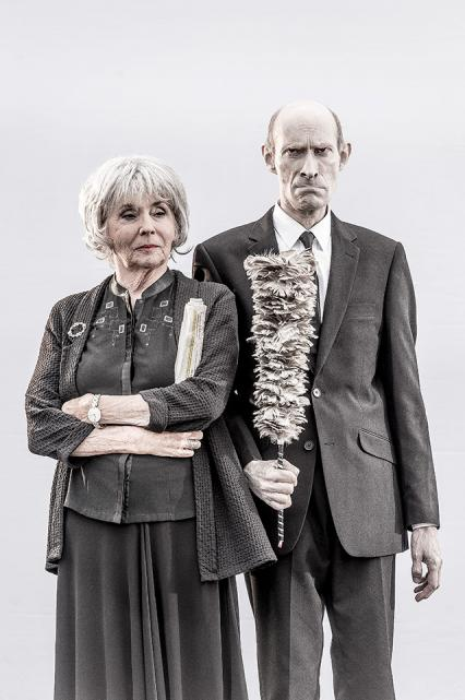 Sue Johnston & Philip Philmar Caring for the Recently Deceased