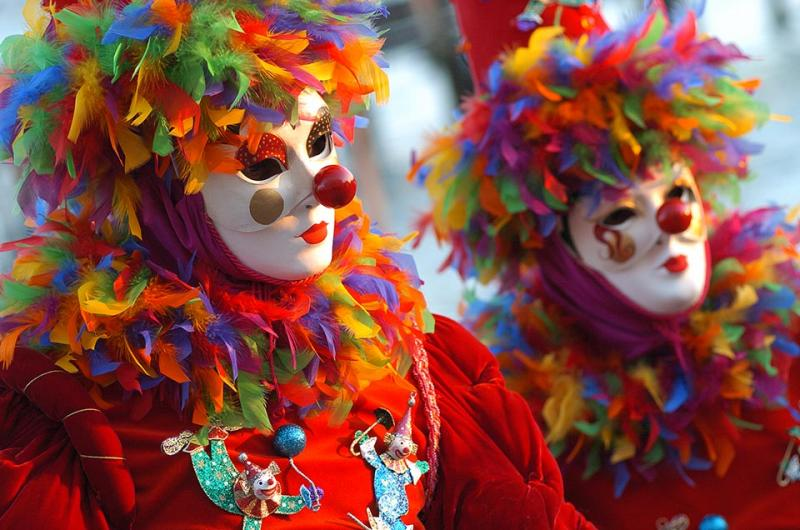 Venice Mask Festival - Nikon Photo of the Month