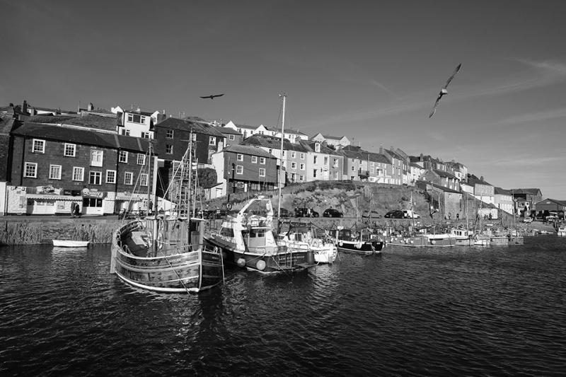 Mevagissey Right up your street project