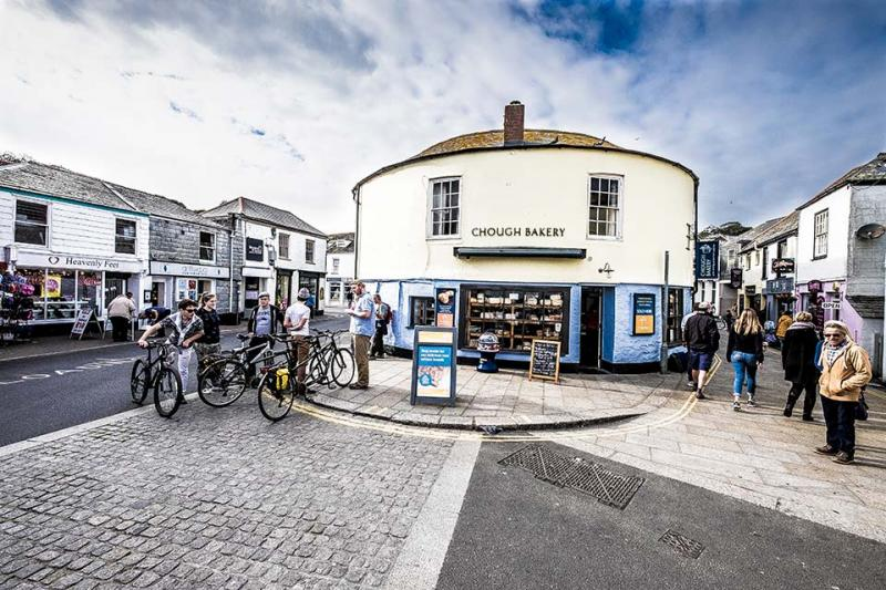 Padstow Right up your street project