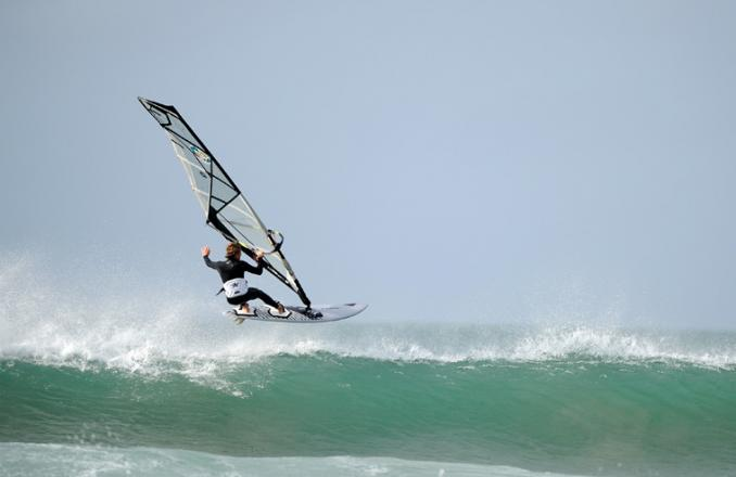 Windsurfing - Gwithian