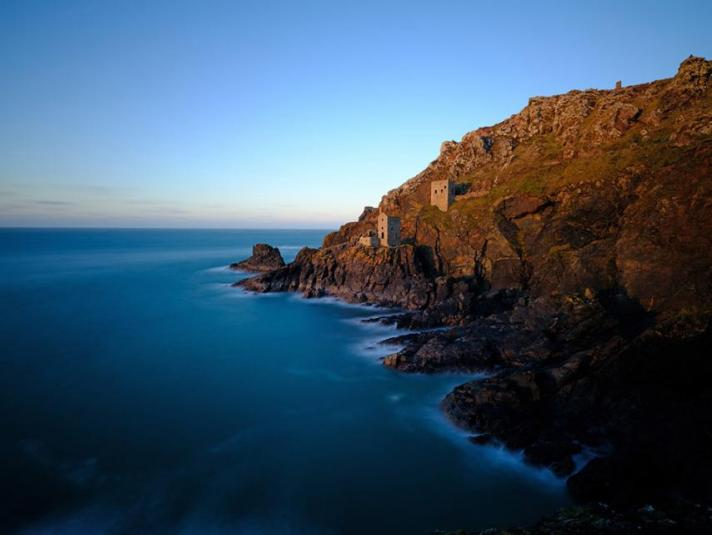 Botallack Mines Dawn to Dusk
