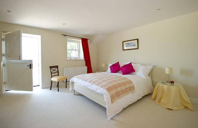 The Outbuildings  -  Menai Holiday Cottages