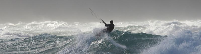 Kitesurfing - accepted Landscape Photographer of the Year 07