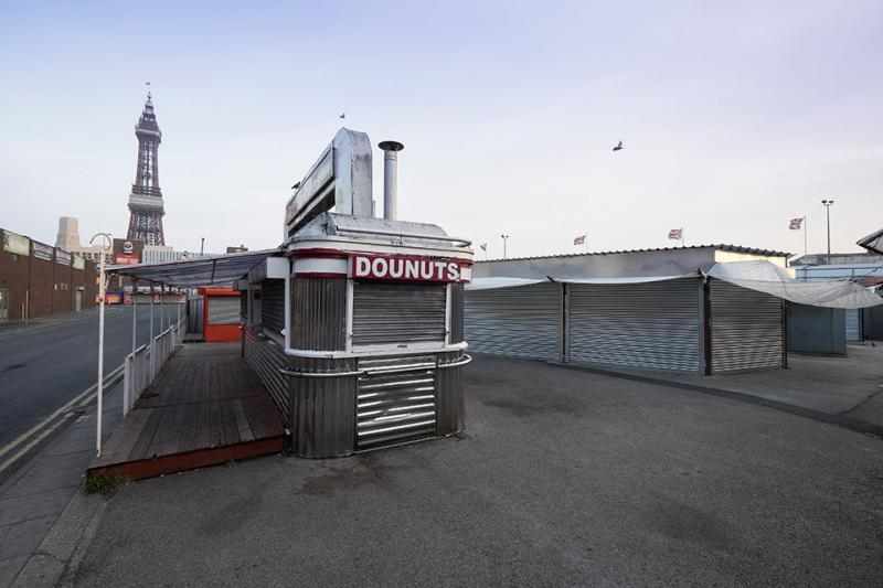 Donuts Blackpool Right Up Your Street Project